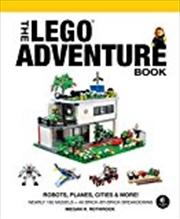 The Lego Adventure Book, Vol. 3 | Hardback Book