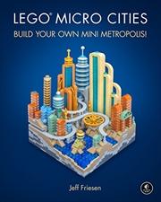 Lego Micro Cities | Hardback Book
