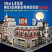 The Lego Neighborhood Book | Hardback Book