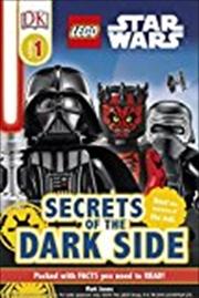 Lego (r) Star Wars Secrets Of The Dark Side (dk Readers Level 1) | Hardback Book