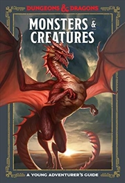 onsters & Creatures (Dungeons & Dragons) | Hardback Book