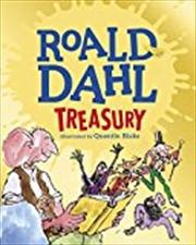 The Roald Dahl Treasury | Hardback Book