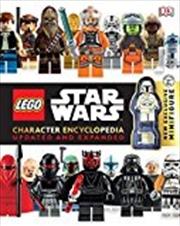 LEGO® Star Wars: Character Encyclopedia | Hardback Book