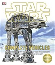 Star Wars: Complete Vehicles | Hardback Book