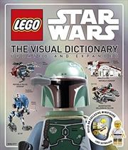 Lego Star Wars Visual Dictionary (hardcover) | Hardback Book