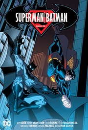 Superman/Batman Omnibus Vol. 1 | Hardback Book