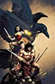 Wonder Woman/Conan | Hardback Book
