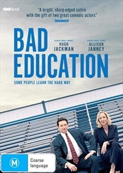 Bad Education | DVD