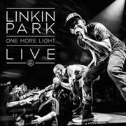 One More Light Live   CD