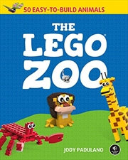 The Lego Zoo | Paperback Book