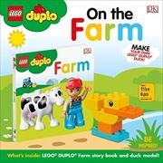 Lego Duplo On The Farm | Paperback Book