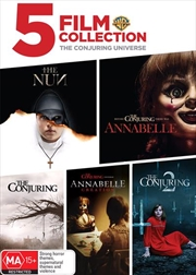 Conjuring Universe | 5 Pack, The | DVD
