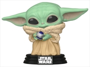 Star Wars: Mandalorian - The Child with Ball US Exclusive Pop! Vinyl [RS] | Pop Vinyl