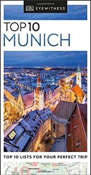 Top 10 Munich: Eyewitness Travel Guide | Paperback Book