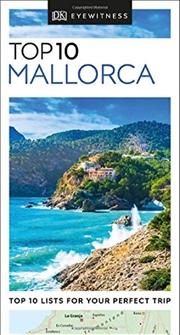 Top 10 Mallorca: Eyewitness Travel | Paperback Book