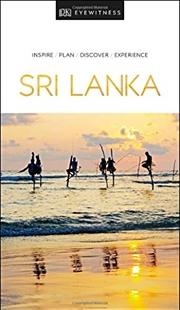 Sri Lanka: Eyewitness Travel   Paperback Book