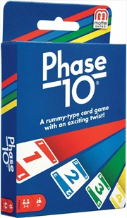 Phase 10 Card Game | Merchandise