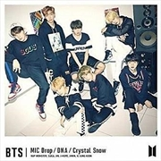 Mic Drop / Dna / Crystal Snow (Version B) | CD