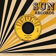 Get Rhythm / I Walk The Line | Vinyl