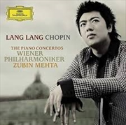 Chopin: The Piano Concertos | CD