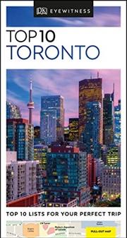 Top 10 Toronto   Paperback Book