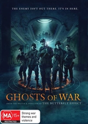 Ghosts Of War   DVD