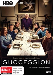 Succession - Season 2 | DVD