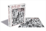 Exile On Main St Rolling Stones 500 Piece Puzzle | Merchandise