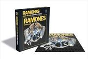 Ramones Road To Ruin 500 Piece Puzzle | Merchandise