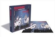 Ramones It's Alive 500 Piece Puzzle | Merchandise