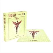 Nirvana In Utero 500 Piece Puzzle | Merchandise