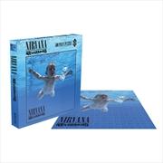 Nirvana Nevermind 500 Piece Puzzle   Merchandise
