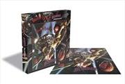 Motorhead Bomber 500 Piece Puzzle | Merchandise