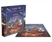 Painkiller Judas Priest 500 Piece Puzzle | Merchandise