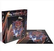 Judas Priest – Defenders Of The Faith 500 Piece Puzzle | Merchandise