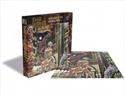 Iron Maiden – Somewhere In Time 500 Piece Puzzle | Merchandise