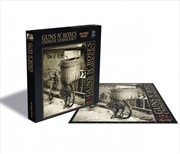 Guns N' Roses – Chinese Democracy 500 Piece Puzzle | Merchandise
