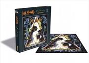 Def Leppard – Hysteria 500 Piece Puzzle | Merchandise