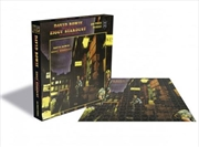 David Bowie – The Rise & Fall Of Ziggy Stardust & The Spiders From Mars 500 Piece Puzzle | Merchandise