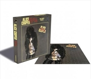 Alice Cooper – Trash 500 Piece Puzzle | Merchandise