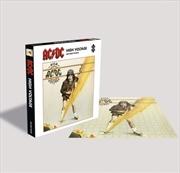 AC/DC – High Voltage 500 Piece Puzzle | Merchandise