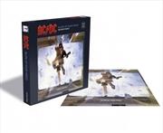 AC/DC – Blow Up Your Video 500 Piece Puzzle | Merchandise