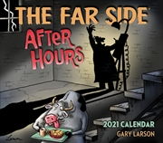Far Side After Hours 2021 Square Calendar | Merchandise