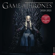 Game of Thrones 2020-2021 16-Month Wall Calendar | Merchandise