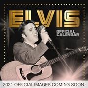 Elvis 2021 Square Calendar   Merchandise