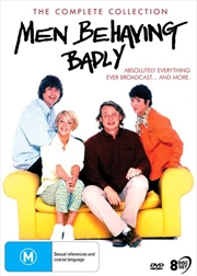 Men Behaving Badly | Complete Collection | DVD