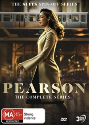 Pearson | Complete Series | DVD