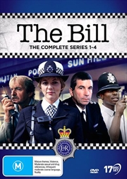 Bill - Series 1-4 | Boxset, The | DVD