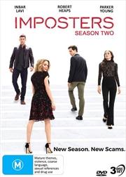 Imposters - Season 2 | DVD