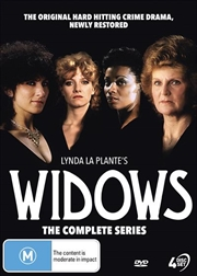 Widows | Complete Series | DVD